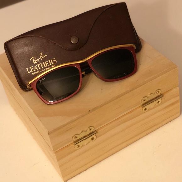 990e64cdf3d Vintage Ray Ban B L Olympian II Sunglasses. M 5a7fe5c7daa8f6745ebf6778